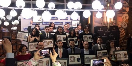 Negocios Now announces its list of Latinos 40 under 40 Class of 2019